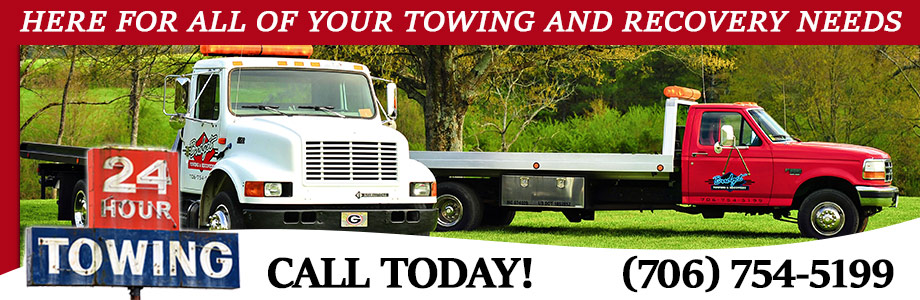 Towing Clarkesville